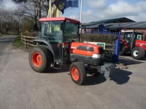 Kubota L3830 Tractor U3635