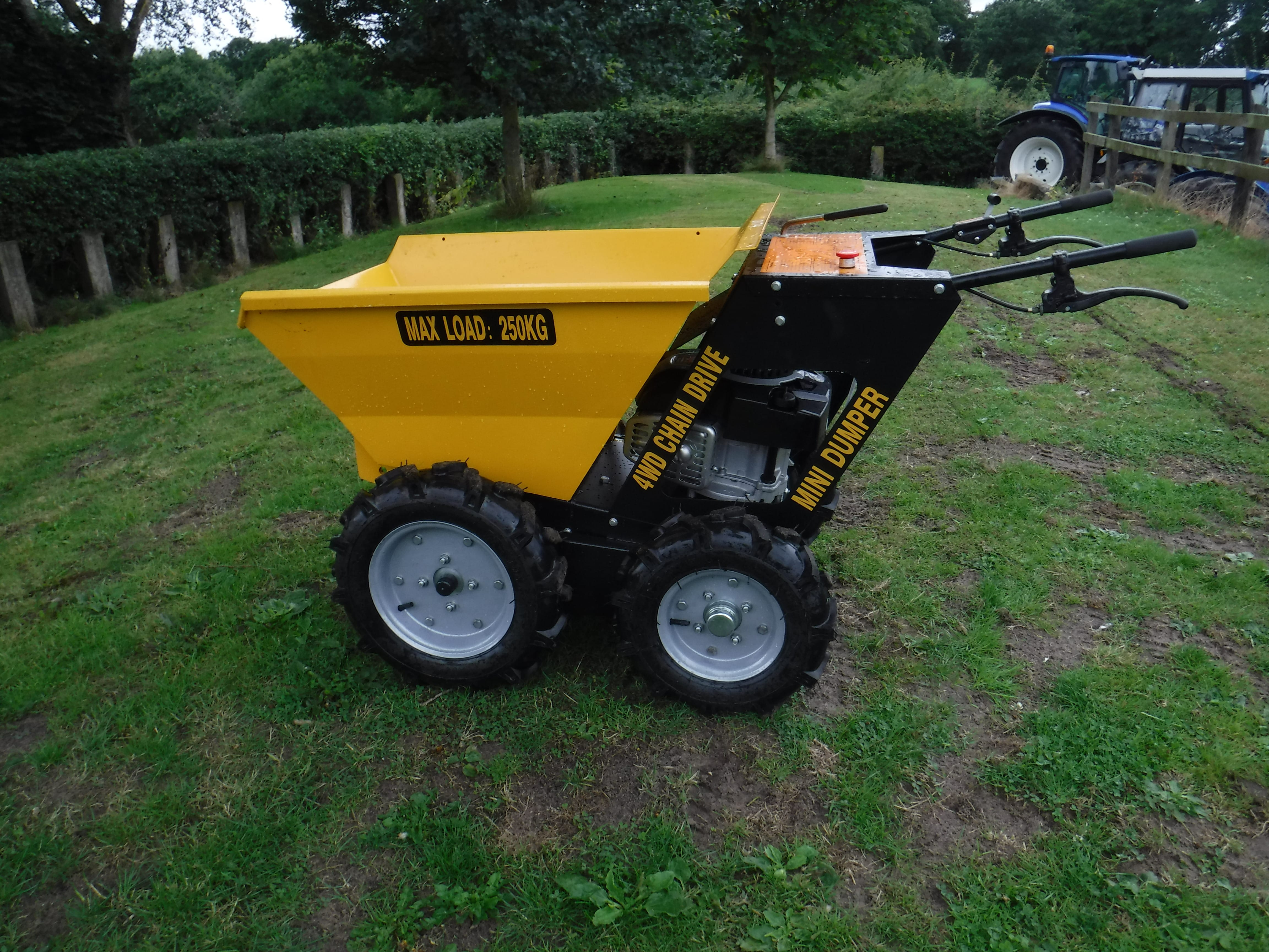 Power Barrow/Dumper - U3967