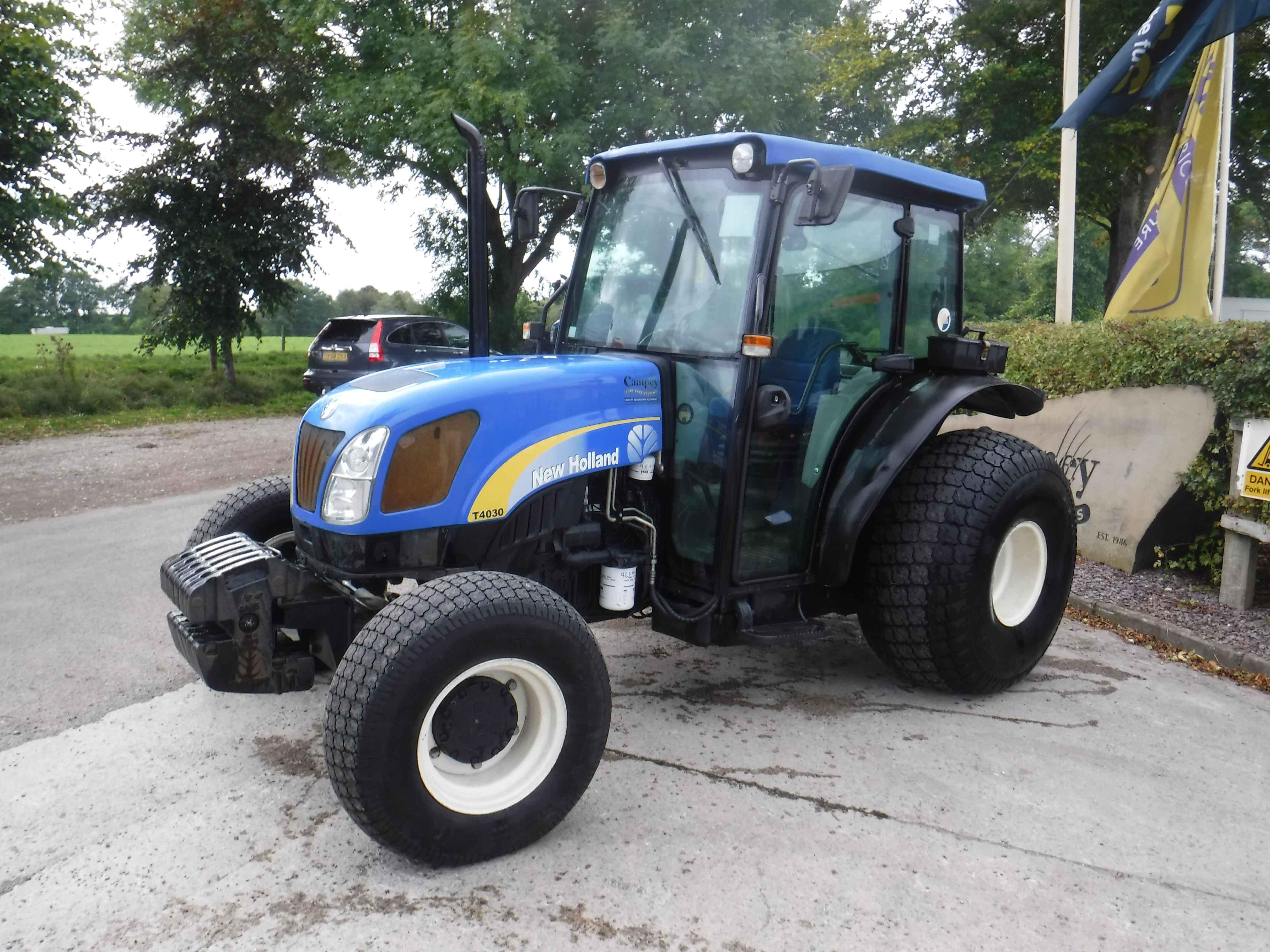 New Holland T4030 - U4021