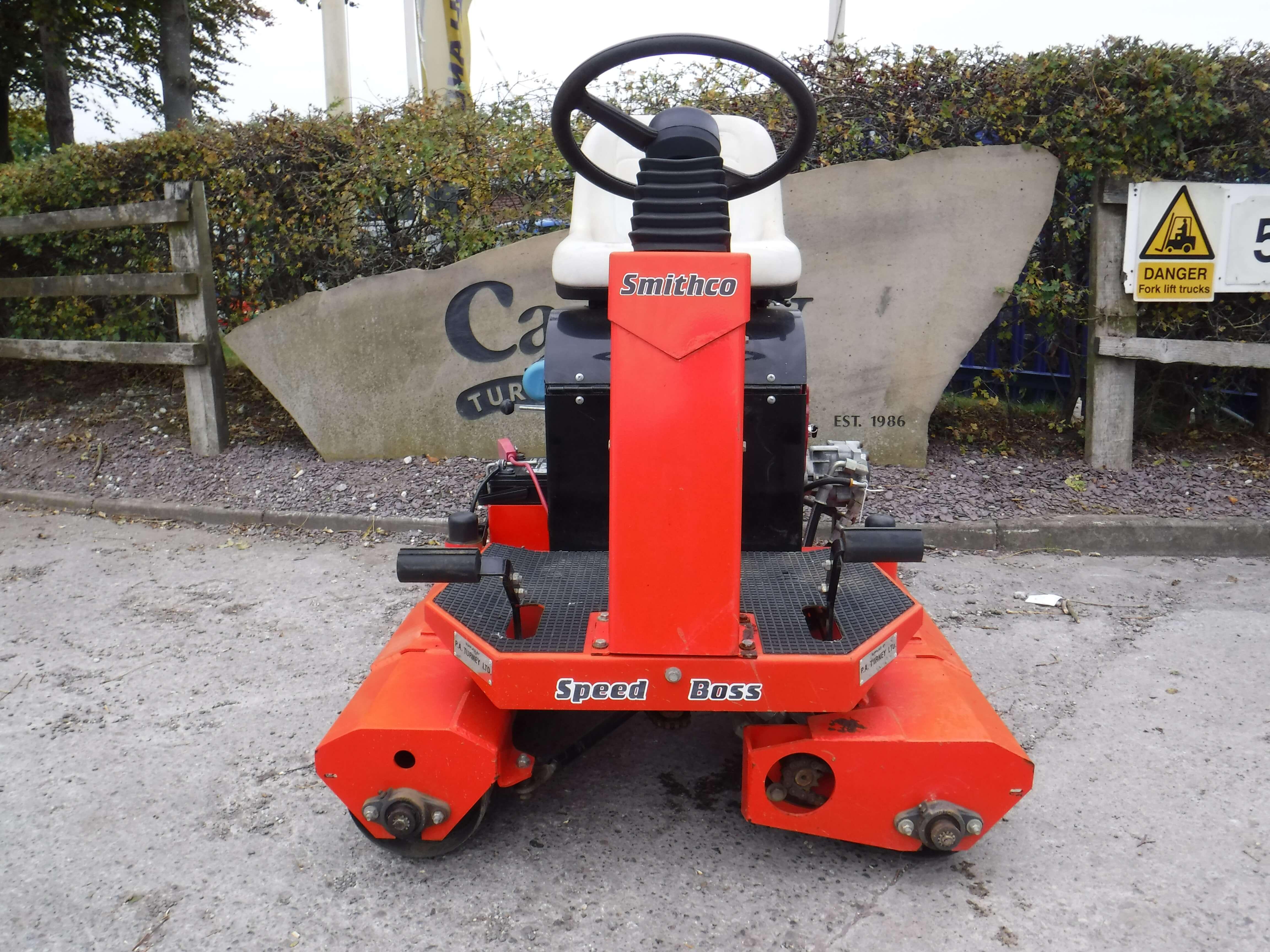 Smithco Speed Boss Roller - U4035