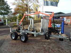 Forwarder Trailer