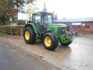 John Deere 6110 Tractor - U3792
