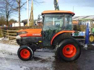 Kubota L5040D Tractor - U4024
