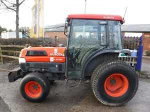 Kubota L5030 Tractor - U4025