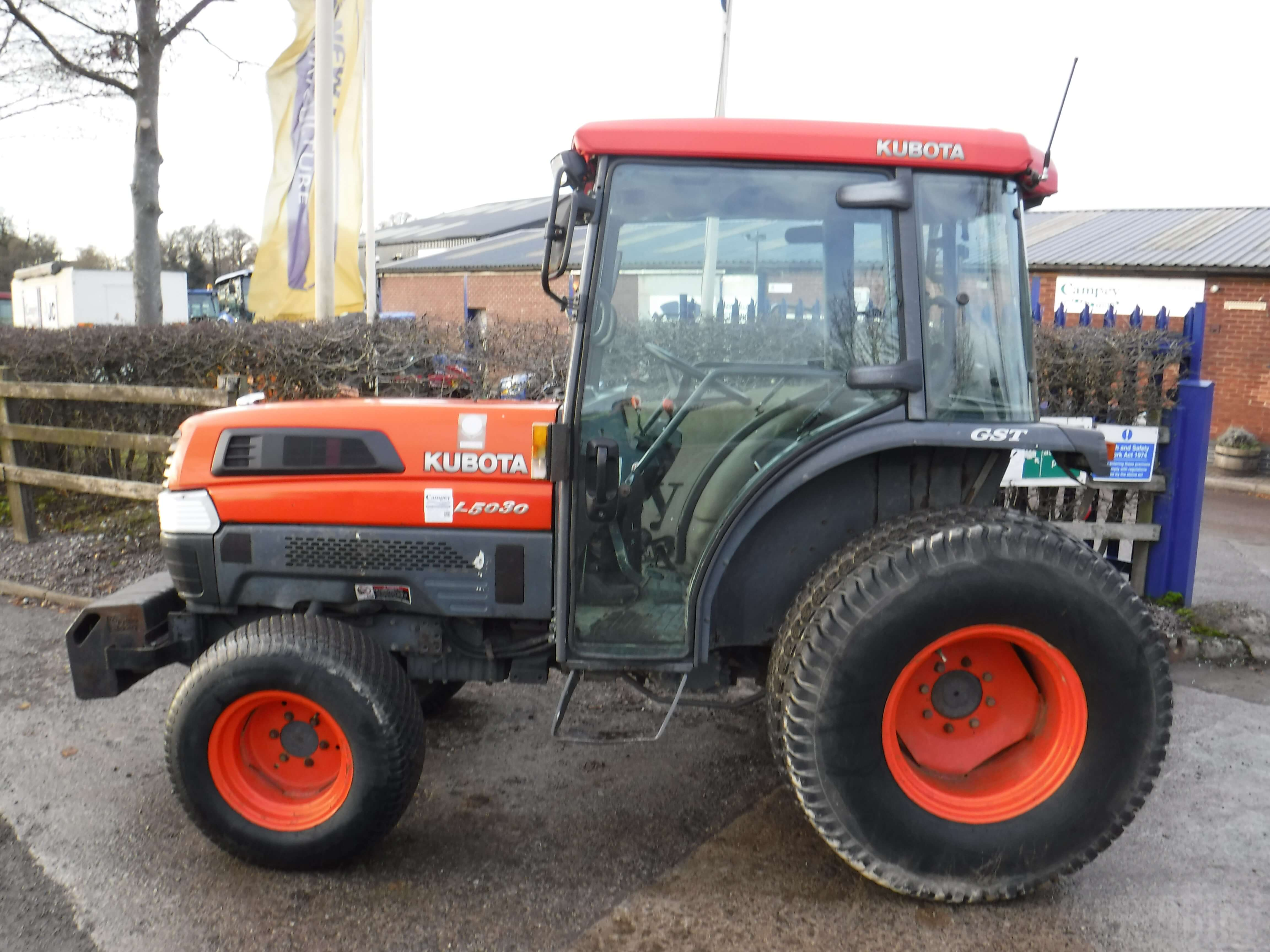 Yanmar 1300d Tractor Parts : L kubota tractor loader parts engine