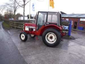 Case International Tractor - U4046