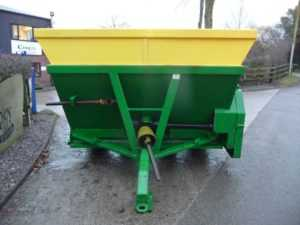 Speedresser 24 Drop Spreader U4085