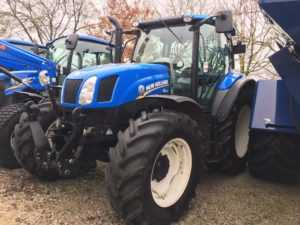 New Holland T6-165 Tractor - U3498