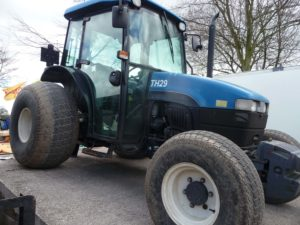 New Holland TN55S Tractor U4165