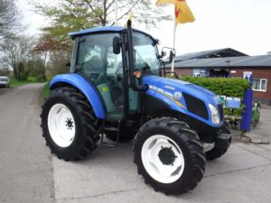 New Holland T4.75 Tractor - U4171