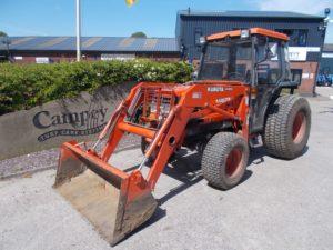 Kubota L4200 Tractor - U4192