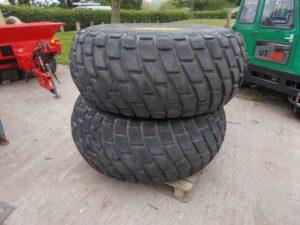 Titan Turf Tyres