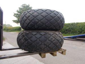 Trelleborg 409 Turf Tyres
