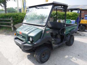 Kawasaki 4010 Mule - U4194