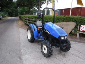 New Holland TCE40 Tractor U4246