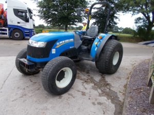 New Holland TD3.50 Tractor U4278